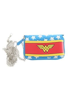 DC Comics Wonder Woman Smart Phone Wallet | Hot Topic