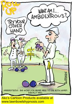 lawn bowls – Ako's Cartoons Snoopy, Big Words, Gone Fishing, Funny Cartoons, Birthday Quotes, Bowling, Comic Strips, Quotations, Lawn