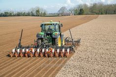 Agriculture, Farming, John Deere Equipment, Engin, Construction, Tractors, Agricultural Implements, Building