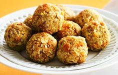 Uncle Tobys Apricot and Oat Balls