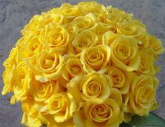 bouquet giallo