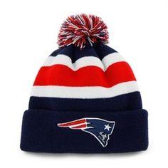 c486fc80f31 New England Patriots Beanie  47 Brand Cuff Knit Hat Nfl Patriots