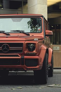 classe G de Mercedes
