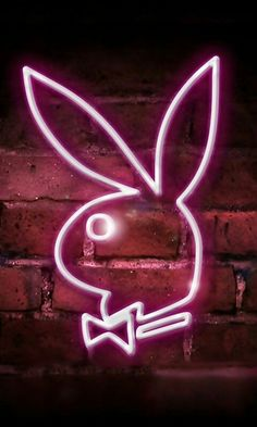 Neon playboy light