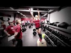 CrossFit Annie Thorisdottir - Icelandic National Championships.wmv