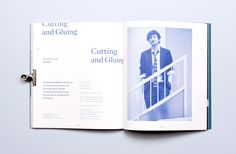 Avant Garde Magazine is an independent sartorial magazine that provides a space for young creative talents.