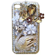 Majestuous Swan case for iPhone 4/4S