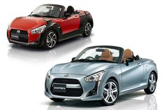 Passenger Vehicle [DAIHATSU Copen] | Complete list of the winners | Good Design Award