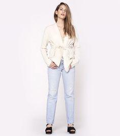 Lacausa Soft Gauze Jacket