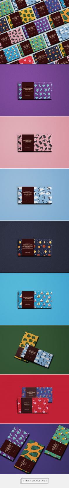 Chocolate Packaging design by Antitetico Brand Visionares Group, Claudia Alexandrino