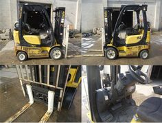 """Get Best Deal on Used 2006 Yale Forklift with Free Price Quotes by Access Lift Equipment, Inc. for $ in Chambersburg, PA, USA. The Used Yale Forklift available in very good condition with all best features as 5,000lb Capacity, LPG, 83/188 3-Stage Mast, LBR, 42"""" Forks, Side-Shift. It's maintained very well and runs good. You can see more information with all photos At: http://goo.gl/qbCDe3"""