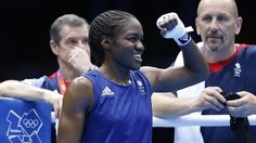Nicola Adams Women's Flyweight Boxing GOLD MEDAL