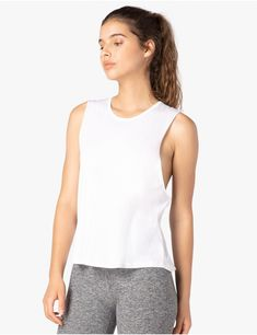 08f47788a1 Tanks: Women's Hot Camisoles for Running. CamisolesAthletic Tank  TopsTanksFashion Forward. Beyond Yoga ...