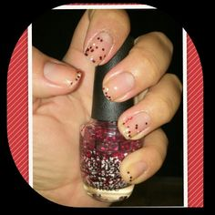 Nail Polish OPI Glitter Minnie Style - Couture Minnie Mouse Collection