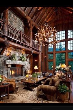 Living room of my dream home.