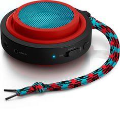 Philips FL3X wireless portable speaker BT2000R | Flickr - Photo Sharing!