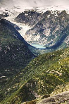 Jostedal, Norway.