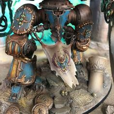 Knight Models, Thousand Sons, Imperial Knight, Knights, Gaming, War, Painting, Videogames, Knight