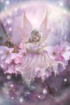 By Artist Unknown. Beautiful Fairies, Beautiful Butterflies, Magical Creatures, Fantasy Creatures, Fairy Land, Fairy Tales, Fantasy World, Fantasy Art, Fairy Costume Kids