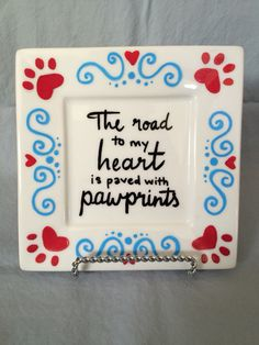 """Pawprints"" $20"