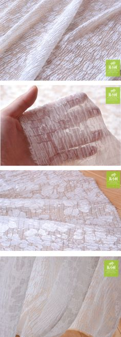 Neue ankunft 100*115 cm breite Weiß hohl streifen musselin kleid kostüm polyester baumwollgewebe meter DIYcurtain stoff in aus Stoff auf AliExpress.com | Alibaba Group