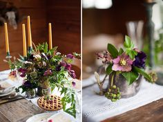 Rustic Winter Wedding Inspiration. Oh lordy-be I love this whole darn thing.