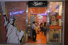 Kiehls Store Kiehls, Commercial Interiors, Retail Design, Pharmacy, Boutiques, Interior And Exterior, Philosophy, Journey, Store