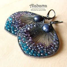 W dolinie mgieł Biżuteria Kolczyki Alabama