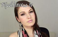 #MAKEUP: MissChievous.tv: Retro inspired Date Look