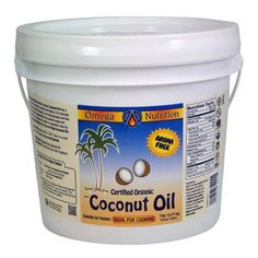 Omega-Nutrition-Certified-Organic-Coconut-Oil-112-oz-COCCB112-Exp-2-19-IHI