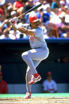Juan Gonzalez, Texas Rangers  Who doesn't like tight pants? LOL