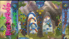 Peggle 2 PS4 gameplay #3 | Rachybop