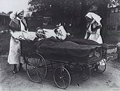 When War broke out in 1914 their experience as Army nurses in the Boer war gave Matron Nellie Gould and Sister Julia Bligh Johnston invaluable knowledge and understanding to be able to lead Australia's first contingent of nurses bound for Europe in World War I. They were two of seven Australian Nurses awarded the Military Medal.