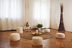 Ruhe, Gemeinschaft, Meditation