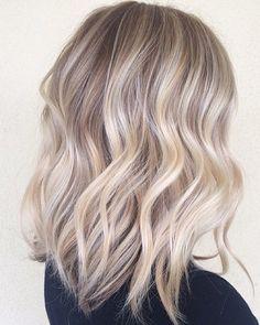 La coupe, la coiffure, la couleur, juste wow !