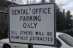 Should be in front of my office!
