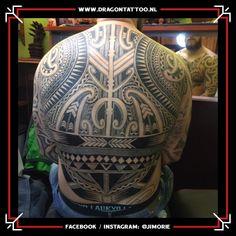 Designed and Tattooed by: Jim Orie Dragon Tattoo . Becoming A Tattoo Artist, Tattoo Portfolio, Unique Tattoos, Tattoo Artists, Dragon, Inspired, Inspiration, Design, Maori