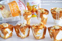 Desserts Menu, Dessert Recipes, Caramel Apples, Doughnut, Catering, Food And Drink, Tasty, Cooking, Cake Baby