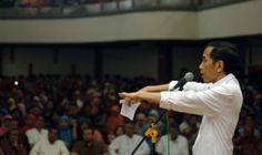 Partai Politik Indonesia: Jokowi 'Nyapres' ... Masyarakat Kecewa ... PDIP Kehilangan Sipati ...