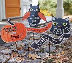 halloween-stake-signs.jpg 500×440 pixels