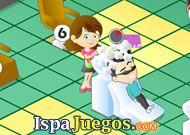Frenzy un salon de belleza para todo publico donde hombre y mujeres llegan para un tratamiento y quedar bien http://www.ispajuegos.com/jugar7850-Frenzy-Salon.html