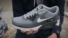 "Nike Air Max 90 Jacquard ""Wolf Grey"""