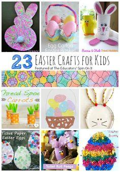 Easter2BCrafts2Bfor2BKids.jpg 701×1,006 pixels