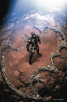 DETECTIVE COMICS #50 Written by PETER J. TOMASI Art by FERNANDO PASARIN and MATT RYAN Cover by TYLER KIRKHAM