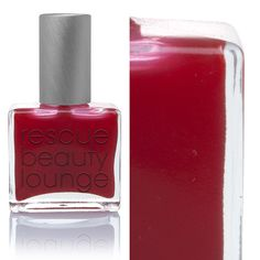 Rescue Beauty Lounge Sheer Red - like cherry candy