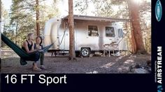 See inside the 2016 Airstream Sport at Woodland Travel Center in Grand Rapids, MI - YouTube Airstream Sport, Travel Center, Vintage Airstream, Recreational Vehicles, Woodland, Restoration, Sports, Youtube, Check