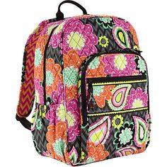 Ziggy Zinnia  #verabradley #backpack