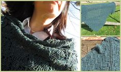 life in progress: um xaile por mês * a shawl per month Green River, Ravelry, Shawl, Tweed, Cowl, Strands, Scarfs, Veils, Fair Isle Knitting