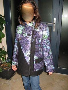 veste violette