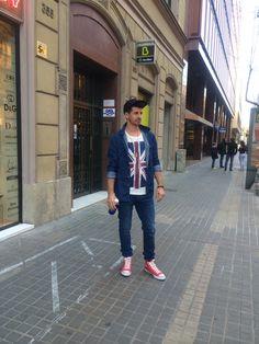 Men's style  days in Barcelona 2014
